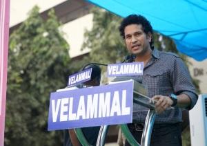 Sachin at Velammal  (5)
