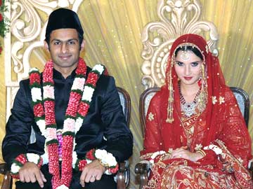 sania shoaib marriage