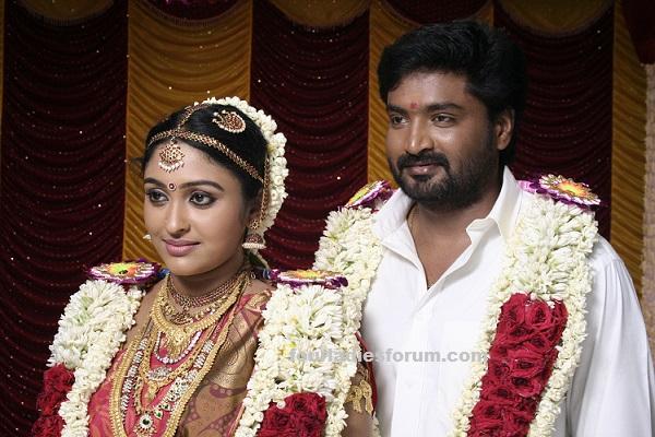 Saravanan Meenakshi wedding