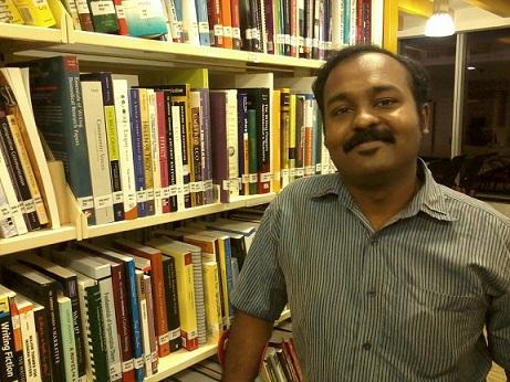 writer abilash 2