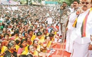vijayakanth_milk+protest