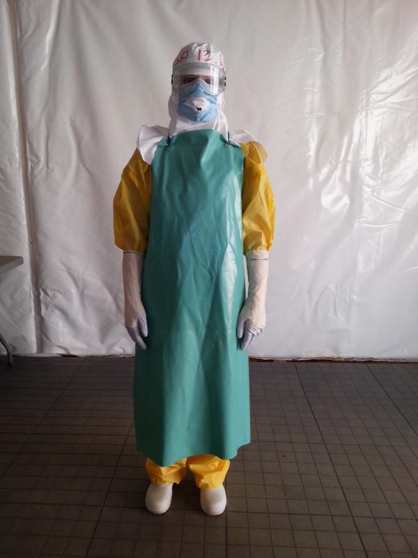 Elisabetta ebola cry