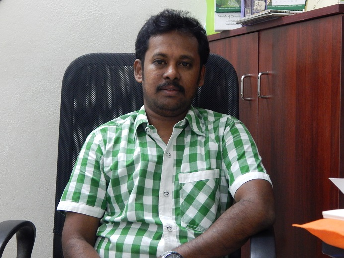 அக்கு ஹீலர் அருள்ராஜ்